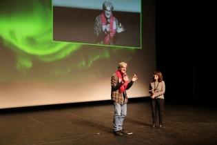 Jean Béliveau et Patricia Ondina