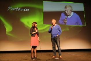 Patricia Combret et Richard Martin Jordan