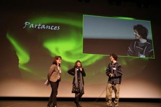 Patricia Ondina, Sabine Bailleul et Inge Wegge
