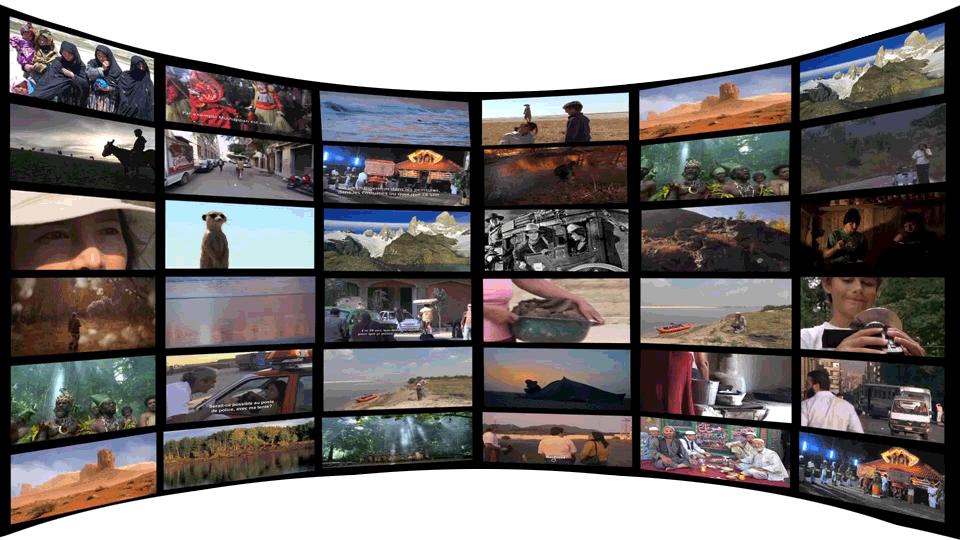 Les écrans de Partances 2014
