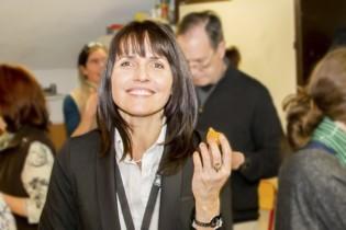 Patricia Combret notre présentatrice