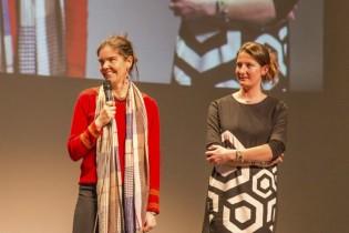 Caroline Riegel et Amandine - Semeuses de Joie
