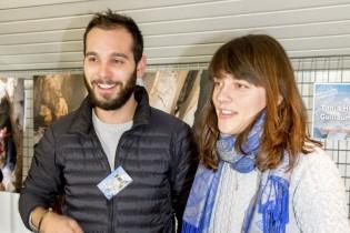 Guillaume Temps et Tania Houlbert - Lagwiyan les Luth d'Adrien