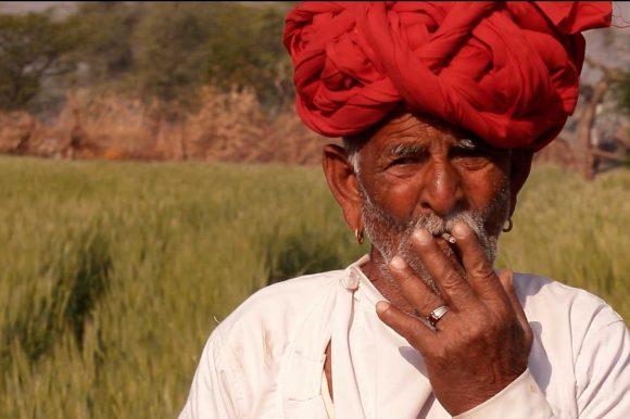 L'or bleu du Rajasthan ©Les Amis de l'IFFCAM
