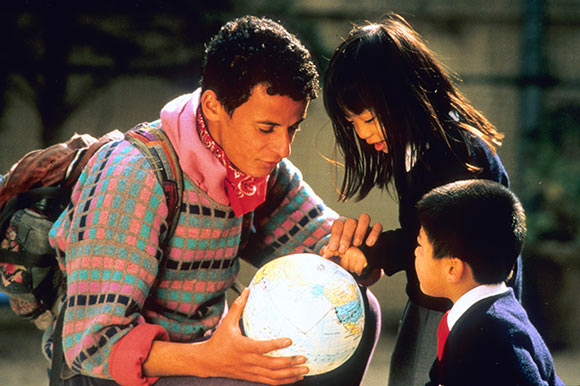 Japon dans une école de Kobé ©Photo Jamel Balhi