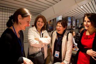 Marion Poizeau et ses fans...
