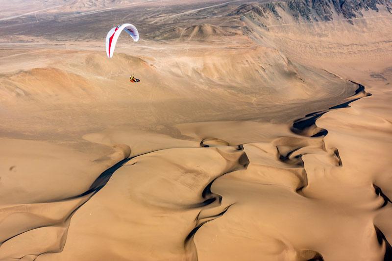 Le sillage du Condor-©Martin Beaujouan