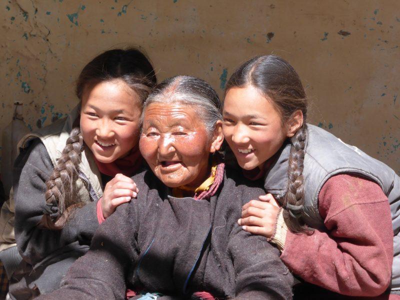 Grandir au Ladakh-©Christiane Mordelet