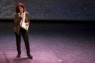 Patricia Ondina également à la présentation