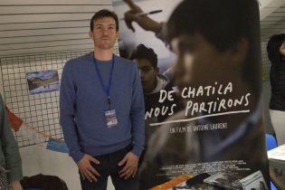 Antoine Laurent pour De Chatila nous partirons