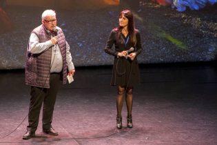 Patricia Combret et Paul Cochet, nos présentateurs