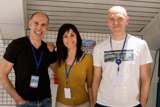 David Berty, Vanessa Morales, Patrick-Foch, nos Toulousains.