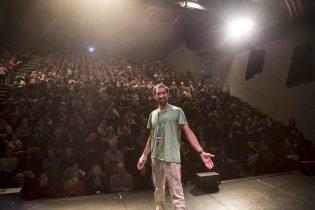 Le joyeux Carlos Molina pour Pathan Project